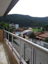 Apartamento com 2 quartos e Frente mar na R André Penazzi, Mongaguá, Centro, por R$ 377.000