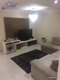 Casa com 2 quartos e Quintal na Rua Iracema Senna Cerqueira dos Santos, Taboão da Serra, Cidade Intercap, por R$ 400.000