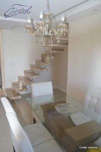 Apartamento com 3 quartos e Sala jantar na Estrada Morro Grande, Cotia, Jardim Ísis, por R$ 320.000