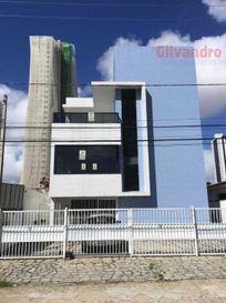 Apto c/130 metros, 3 quartos, sendo 1 suíte, quartos e sala grandes, 1º andar, Prox a Vila Olímpica