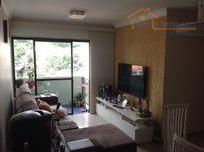 Apartamento residencial à venda, Vila Firmiano Pinto, São Paulo - AP0813.