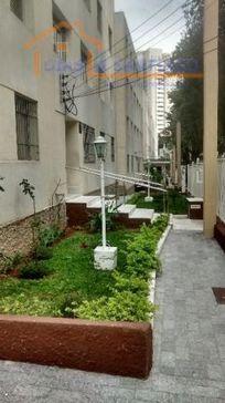 Apartamento residencial à venda, Vila Firmiano Pinto, São Paulo - AP0798.