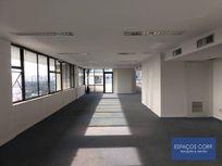 Laje comercial para locação, 638m² - Moema - São Paulo/SP