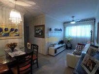 Apartamento com 2 dormitórios à venda, 58 m² por R$ 230.000 - Jardim Residencial das Palmeiras - Rio Claro/SP