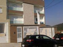 Apartamento com 2 dormitórios para alugar, 64 m² por R$ 1.350/mês - Vila Humaitá - Santo André/SP