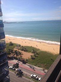 Apartamento  residencial à venda, em frente ao mar da  Praia da Costa, Vila Velha.