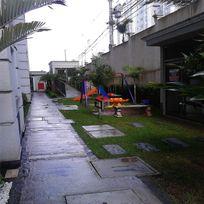 Apartamento com 2 dormitórios para alugar, 45 m² por R$ 1.400/mês - Parque São Vicente - Mauá/SP