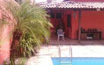 Casa de 3 qtos com piscina