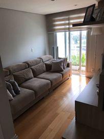 Apartamento para locação com 210m², Campo Belo SP.