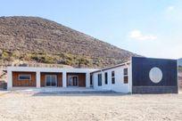 Moderna casa nueva en condominio de Algarrobito