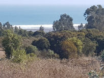 Linda vista al mar - Santa Adela