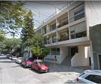 Departamento en venta, Juan de la Barrera, Roma Norte.