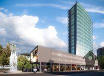 Edificio CONTEMPORA, Viña del Mar, Recepción + Privado, 25M2