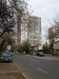 Departamento barrio Ñuñoa, Metro Villa Frei