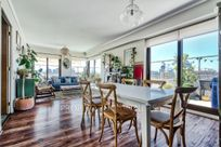Agradable Penthouse Vitacura