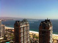 En arriendo gran departamento con vista panorámica en Viña del Mar
