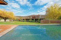 Piedra Roja, Hacienda Chicureo, excelente casa a metros del club de golf