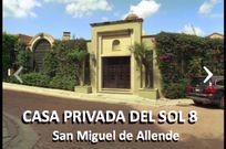 Casa Venta San Miguel de Allende Majestuosa Casa a cuadras del Parque Juarez