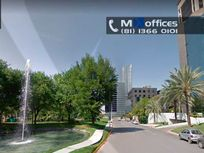 Amplia oficina acondicionada en renta de 272m2 en zona Campestre, San Pedro