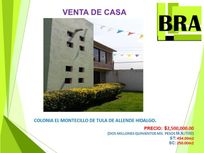 Casa en Venta en El Montecillo