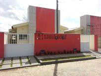 Casas avaliadas em 130 mil reais, incluso documentação e taxa da CEF