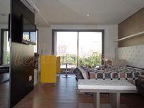 Studio com 1 quarto e Vagas, São Paulo, Vila Olímpia, por R$ 3.000