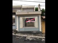 Sobrado com 3 dormitórios para alugar, 150 m² por R$ 1.900/mês - Vila Domitila - São Paulo/SP