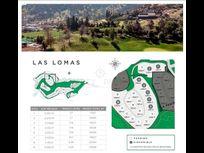 Valle Escondido, Lo Barnechea - Las Lomas, loteo N° 15
